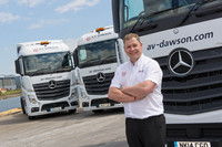 All to play for, as AV Dawson opens the door to Mercedes-Benz fuel efficiency champion
