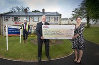 Taylor Wimpey invests £140,000 in local area as part of Tregorrick View development