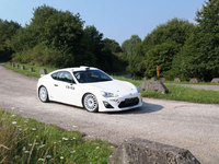 New Toyota GT86 CS-R3 rally car to make World Rally Championship debut