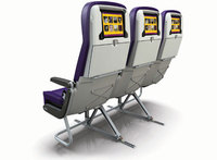 Monarch Airlines launches personal in-flight entertainment system