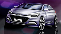 Hyundai hints at the style of New Generation i20