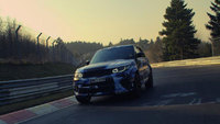 Range Rover Sport SVR: Fastest production SUV around Nurburgring
