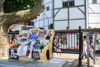 New opportunity to own an iconic BookBench sculpture