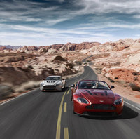 New Aston Martin V12 Vantage S Roadster to debut at Pebble Beach