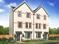 Enjoy flexible living in The 'Danbury' at Tregorrick View