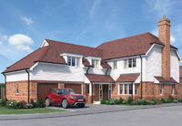 Exclusive family homes launch for sale in Horsham