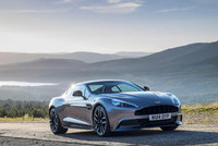 Dynamic enhancements for Aston Martin Vanquish and Rapide S