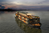 Set sail on a luxury Asia river cruise
