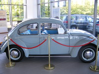 Corkills Volkswagen crowns winner of the oldest model competition