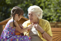 Older generations dependent on relatives for care