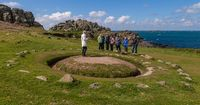 Guernsey's Autumn Walking Weeks offer 46 guided walks