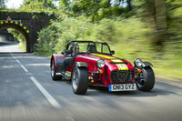 Caterham Cars at Leicester Mercury Motor Show