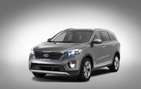 All-new Kia Sorento photos revealed