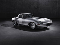 Jaguar reveals 'new' Lightweight E-type