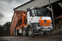 Go Waste skips to a new beat with Mercedes-Benz Arocs