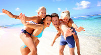 Family holiday budgets increase by almost a fifth on last year