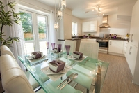 Visit Great Witchingham show homes for interior inspiration
