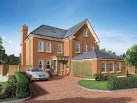 Homes with prime appeal at Hampton Grange