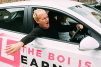 Made in Chelsea's Jamie Laing learns how to drive in a new i10