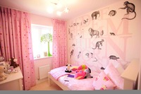 Miller Homes Midlands helps you decorate a desirable den for your little ones