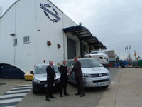 Volkswagen Commercial Vehicles makes waves with Sunseeker International deal