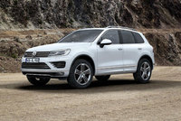 Prices revealed for new, more efficient Volkswagen Touareg