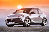 Vauxhall ADAM clocks up 100,000 orders