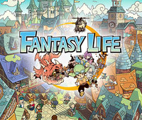 Link up with fellow adventurers in Fantasy Life - coming to Nintendo 3DS