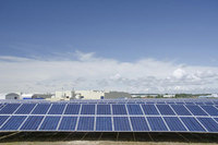 Toyota harvests solar energy to power UK engine production