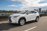New Lexus NX takes SUV design out of the box