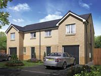 Taylor Wimpey at Smithstone in Cumbernauld opens