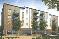 Three-bedroom apartments at The Bridge offer ideal investment opportunity