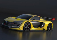 Renaultsport R.S. 01: A racing car of spectacular design built for performance