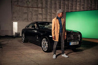 Rolls-Royce Wraith selected by Labrinth for latest music video
