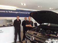 Automotive trio boost Wrexham business