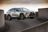 Lexus takes safety to a higher level in the new NX 300h