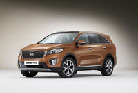 Quality and technology leap for third-generation Kia Sorento