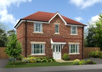 Rippon Homes launches new development near Chesterfield