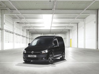 Volkswagen Caddy Black Edition: Premium practicality in a striking new package