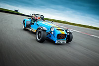 Caterham to contest historic Brighton Speed Trials