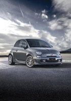 Abarth 500 custom track package to celebrate 65 years' heritage