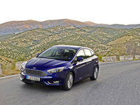 New Ford Focus: Advanced technology, fine craftsmanship and improved efficiency