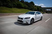 Toyota automated driving and safety technology