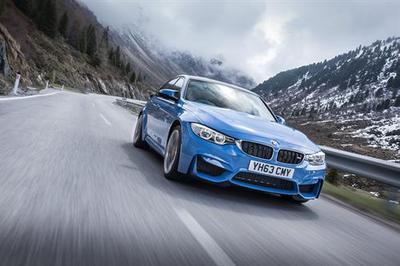 BMW M£ Saloon