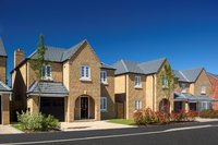 Morris Homes opens second Bedford development