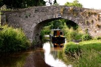 Leafy Brecon Beacons is idyllic autumn break – afloat
