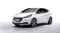 Peugeot Technological Tour De Force: The 208 HYbrid Air 2L Demonstrator