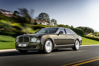 Bentley Mulsanne Speed – The world's fastest ultra-luxury driving experience