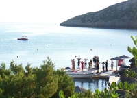 Reawaken your senses at an autumn yoga retreat at Daios Cove, Crete