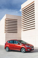New Ford C-MAX and Grand C-MAX offer families enhanced comfort and refinement
